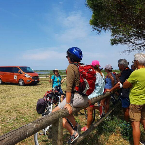 Ciclotour sul Delta del  Po 11/07/2020